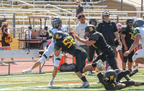 Novato Football Continues to Roll