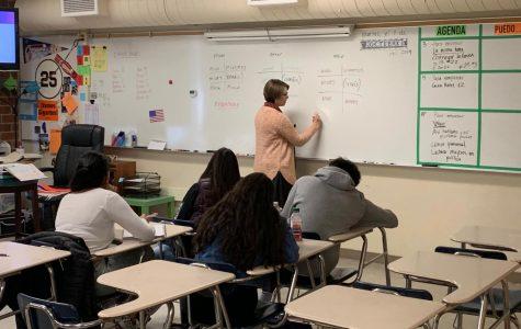 Effectiveness of Novato High Spanish Classes