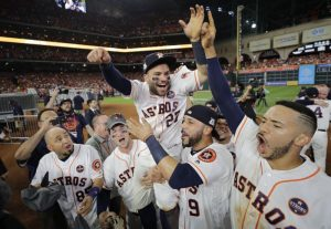 Astros Cheating Scandal Rocks Baseball World