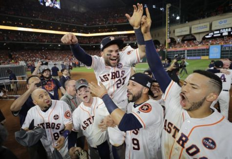 Astros Cheating Scandal Rocks Baseball World