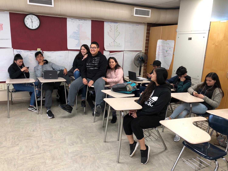 The ELD Workshop Classroom