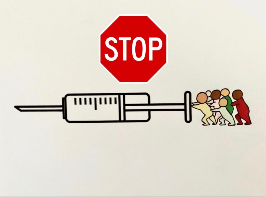 The Baseless Ground of Anti-Vaxxers