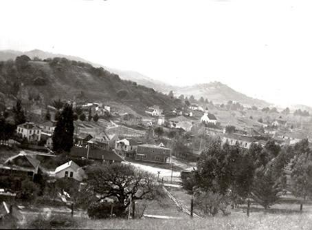 Downtown Novato (1915)