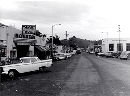 Grant Avenue (1950's)