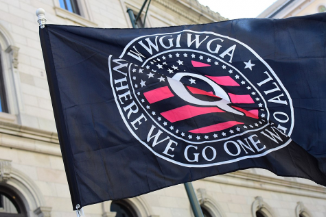 The QAnon flag